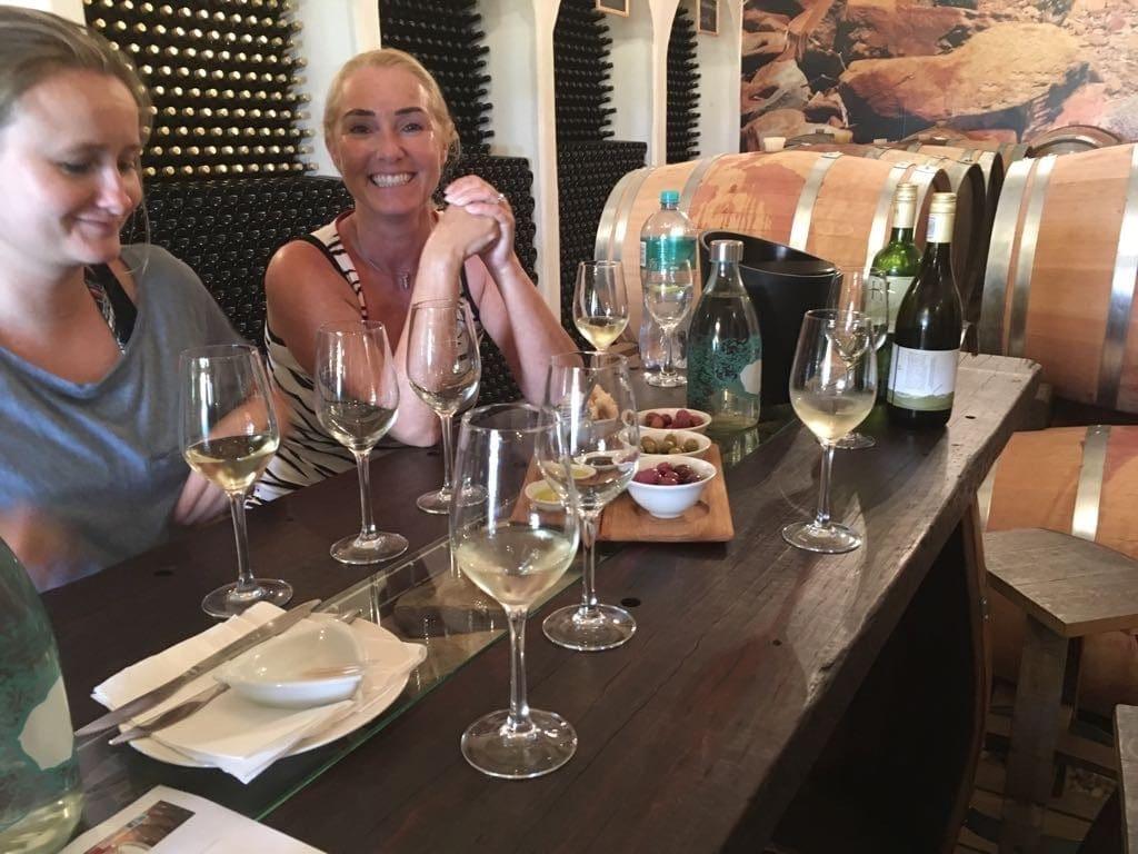 Südafrikanische Weine und Olivenöl - Leidenschaft für Südafrikas Spitzenweine