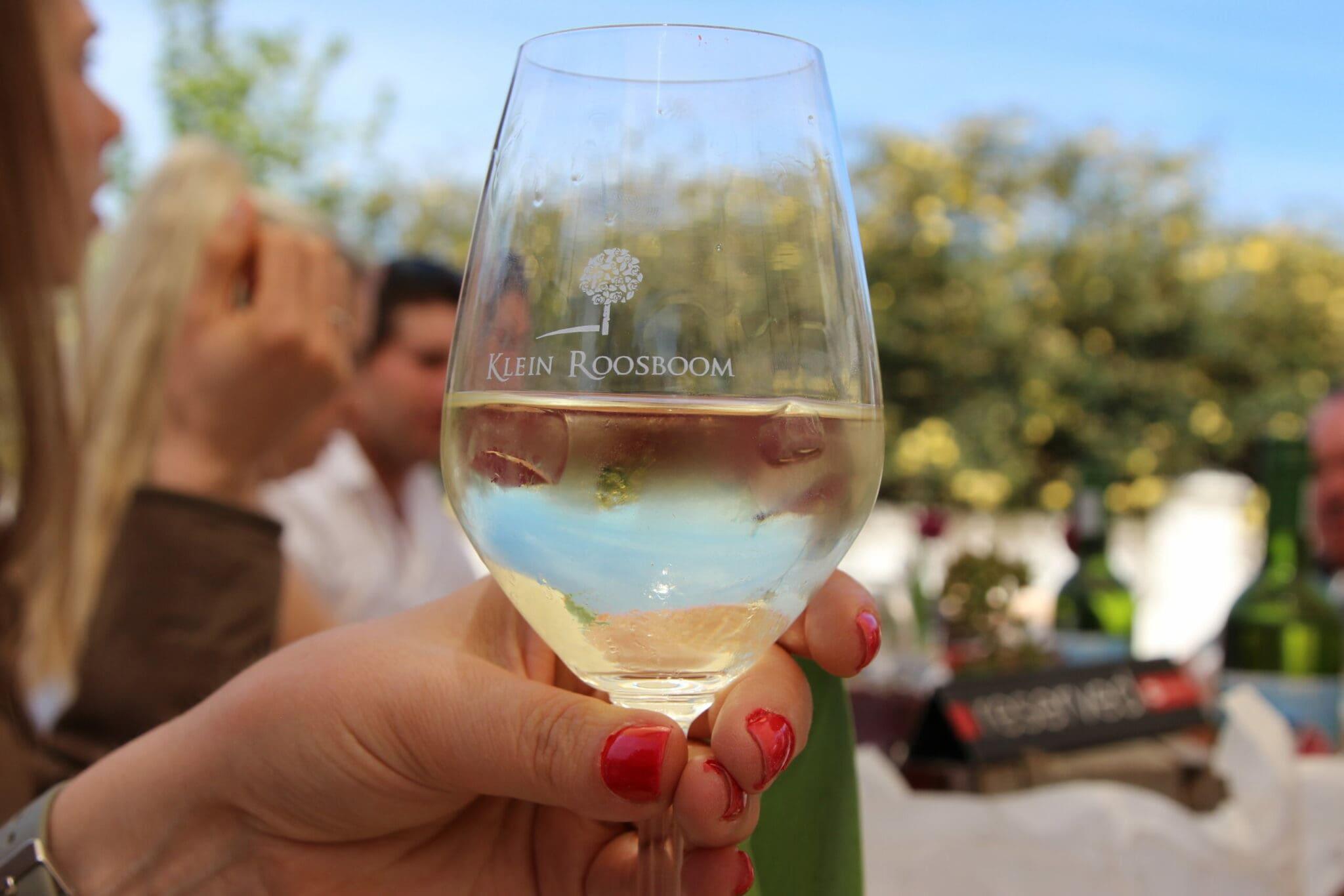 Südafrikanische Weine und Olivenöl - Blog